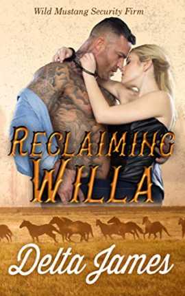 Reclaiming Willa (Wild Mustang Security Firm Book 1) by Delta James