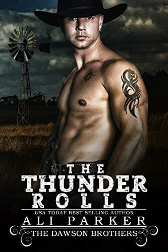 The Thunder Rolls (The Dawson Brothers Book 8) by Ali Parker
