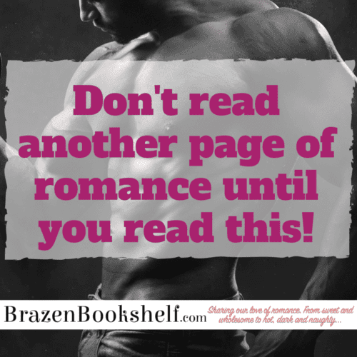 Don't read another page of romance until you read this!