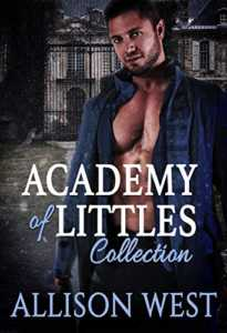 Academy of Littles: A Dark Daddy Romance