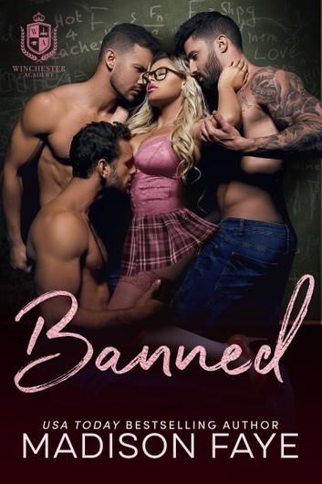 Banned by Madison Faye