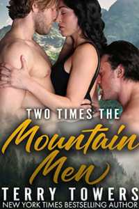 Two Times the Mountain Men (Menage MFM Romance)
