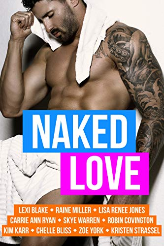Naked Love: TEN Book Boxed Set