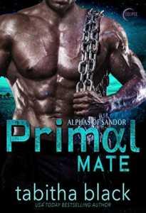 Primal Mate: A Dark Omegaverse Romance (Alphas of Sandor Book 2)