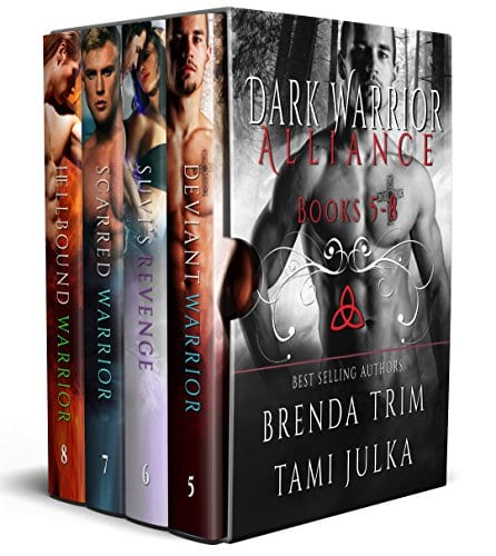 Dark Warrior Alliance Boxset Books 5-8 by Brenda Trim & Tami Julka