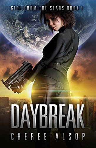 Girl from the Stars Book 1- Daybreak bu Cheree Alsop