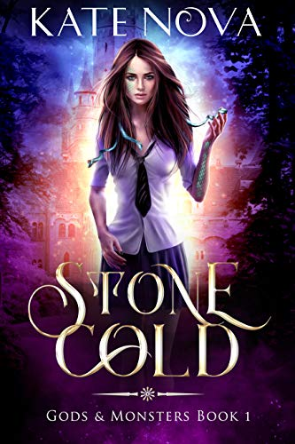 Stone Cold: A Reverse Harem Paranormal Romance (Gods & Monsters Book 1) by Kate Nova