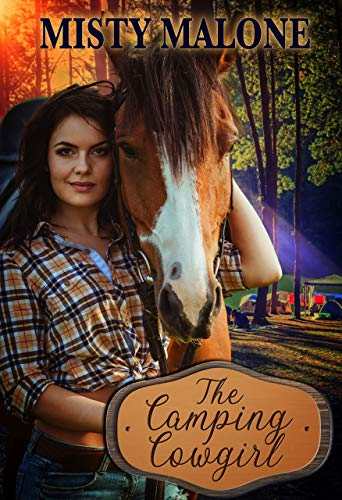 The Camping Cowgirl (Western Camping Book 1) by Misty Malone
