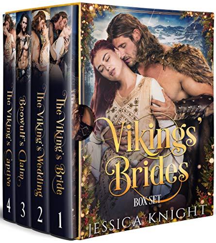 Vikings' Brides Box Set by Jessica Knight