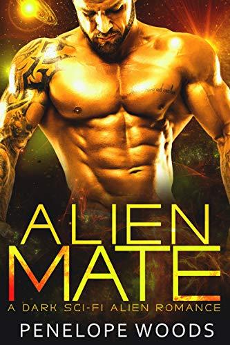 Alien Mate: A Sci-Fi Alien Romance by Penelope Woods