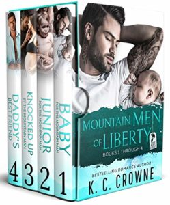 Mountain Men of Liberty : A Contemporary Romance Box Set
