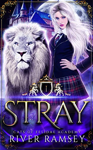 Stray: A Shifter Academy Romance (Cats of Felidae Academy Book 1) by River Ramsey