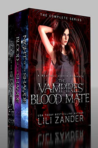 The Vampires' Blood Mate: A Paranormal Reverse Harem Romance by Lili Zander