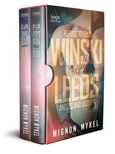 Winski and Leeds: An Enforcers of San Diego Collection by Mignon Mykel