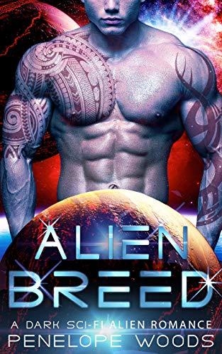 Alien Breed: A Sci-Fi Alien Romance by Penelope Woods