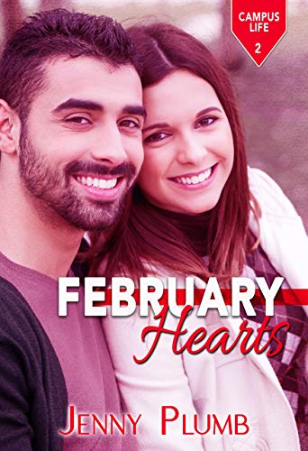 February Hearts: A Daddy Dom Romance (Campus Life Book 2) by Jenny Plumb