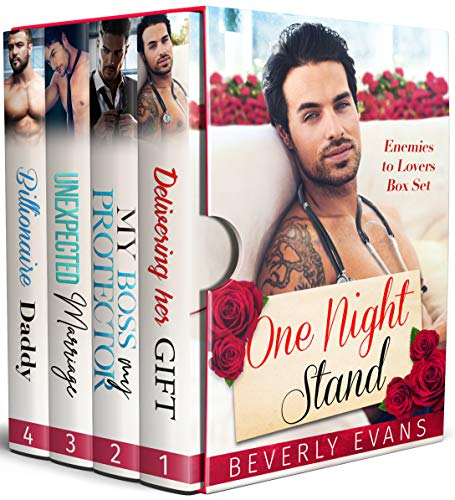 One Night Stand: Enemies to Lovers Box Set by Beverly Evans