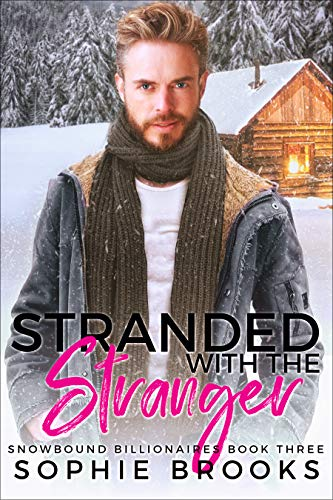 Stranded with the Stranger (Snowbound Billionaires Book 3) by Sophie Brooks