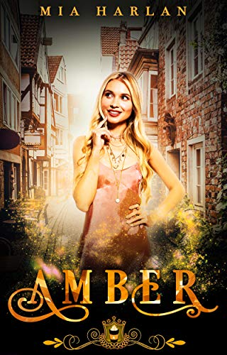 Amber: A Reverse Harem Shifter Romance (Jewels Cafe Book 1) by Mia Harlan