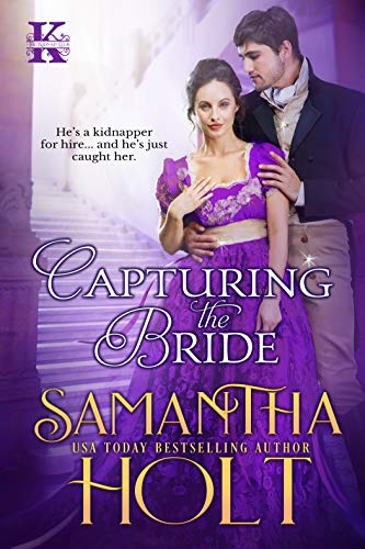 Capturing the Bride (The Kidnap Club Book 1) by Samantha Holt