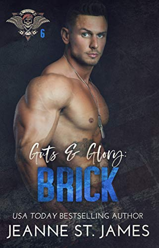 Guts & Glory: Brick (In the Shadows Security Book 6) by Jeanne St. James