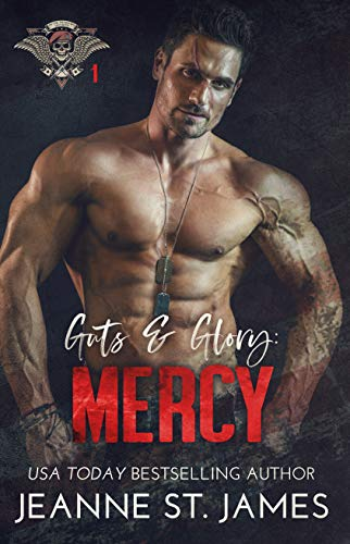 Guts & Glory: Mercy (In the Shadows Security Book 1) by Jeanne St. James