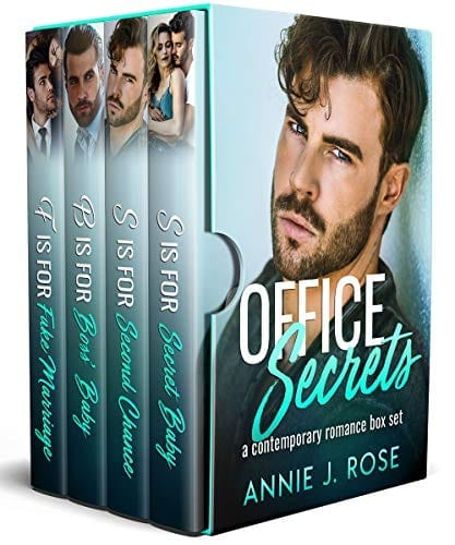 Office Secrets: A Contemporary Romance Box Set by Annie J. Rose
