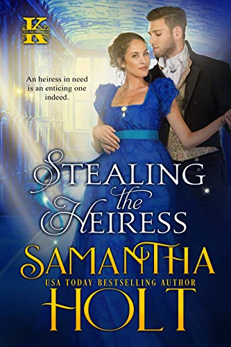 Stealing the Heiress (The Kidnap Club Book 2) by Samantha Holt