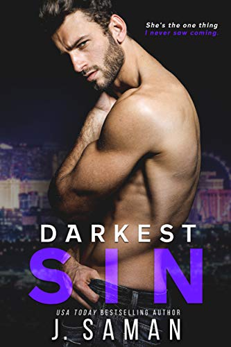 Darkest Sin (Las Vegas Sin Book 3) by J. Saman