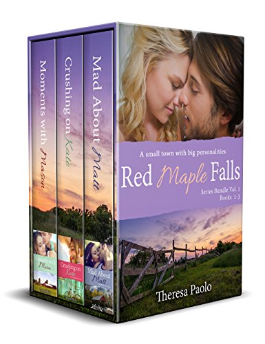 Red Maple Falls Series Bundle: Books 1-3 (Red Maple Falls Box Set Book 1) by Theresa Paolo
