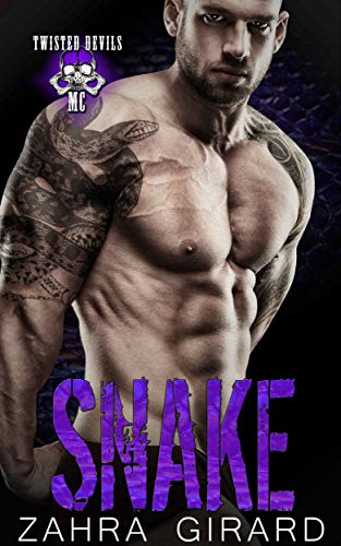 Snake (Twisted Devils MC Book 6) by Zahra Girard