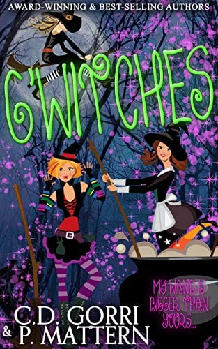 GWitches by C.D. Gorri