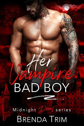 Her Vampire Bad Boy (Midnight Doms Book 5) by Brenda Trim