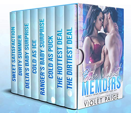 The Babe Magnet Memoirs: Small Town Romance Box Set by Violet Paige
