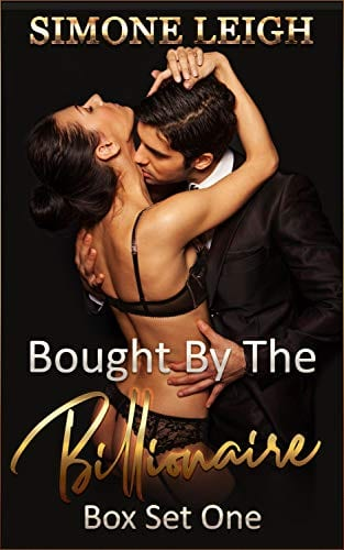 The Master Series. Box Set One. Books 1 to 6: Bought by the Billionaire (Bought By the Billionaire Box Set) by Simone Leigh