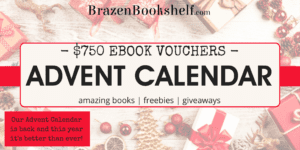 We're giving away $750 in vouchers. Get involved now! #brazenbookshelf