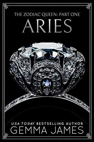 Aries (The Zodiac Queen Book 1) by Gemma James